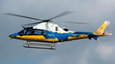 I-AGGR - Agusta-Westland AW-109 Trekker - Agusta-Westland