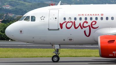 C-GJVY - Airbus A319-112 - Air Canada Rouge