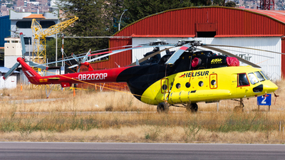 OB2020P - Mil Mi-171C - HeliSur