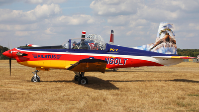 N60LT - Pilatus PC-7 - Private