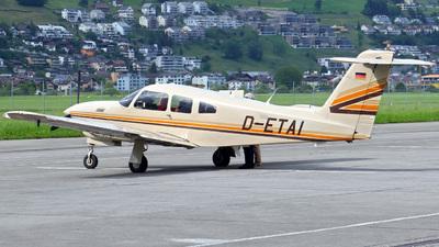 D-ETAI - Piper PA-28RT-201T Turbo Arrow IV - Private