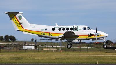 VH-LTQ - Beechcraft B200 Super King Air - Ambulance Tasmania