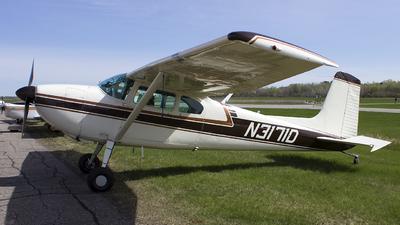 A picture of N3171D - Cessna 180 - [31969] - © Jeremy D. Dando