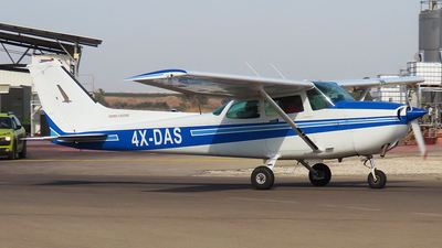 4X-DAS - Reims-Cessna F172P Skyhawk II - Megiddo Aviation