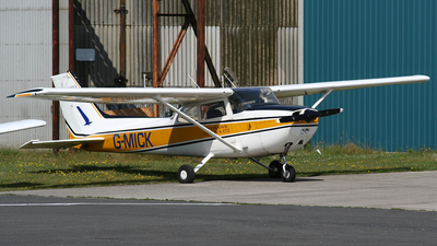 G-MICK - Reims-Cessna F172N Skyhawk II - Private