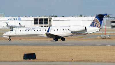 N21154 - Embraer ERJ-145XR - United Express (ExpressJet Airlines)