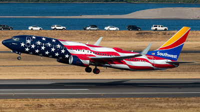 N500WR - Boeing 737-8H4 - Southwest Airlines