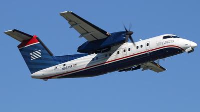 A picture of N941HA - De Havilland Canada Dash 8100 - [161] - © Joe Osciak