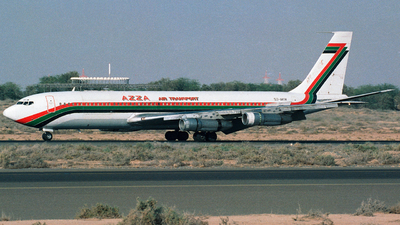 ST-AKW - Boeing 707-330C - Azza Air Transport