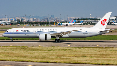 B-1368 - Boeing 787-9 Dreamliner - Air China