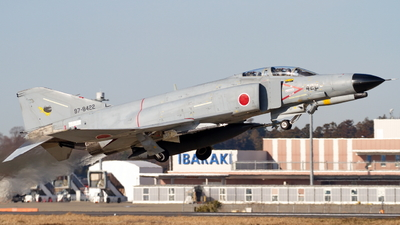 97-8422 - McDonnell Douglas F-4EJ Kai - Japan - Air Self Defence Force (JASDF)