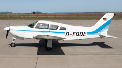 D-EQQE - Piper PA-28R-200 Arrow - Private