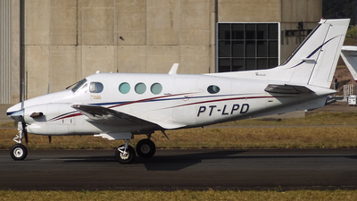 PT-LPD - Beechcraft C90A King Air - Private