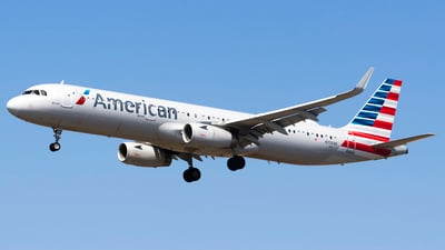 A picture of N158AN - Airbus A321231 - American Airlines - © Stefan Alexandru