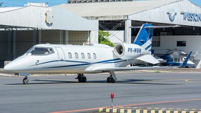 PR-WBW - Bombardier Learjet 60 - Private