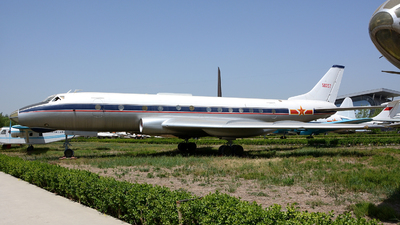 50257 - Tupolev Tu-124V - China - Air Force