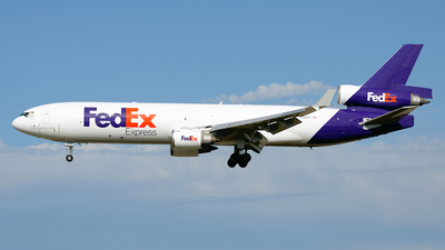 N606FE - McDonnell Douglas MD-11(F) - Federal Express