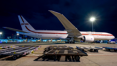 PK-GIG - Boeing 777-3U3ER - Indonesia - Government