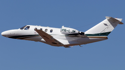PR-LJM - Cessna 525 Citationjet CJ1 - Private