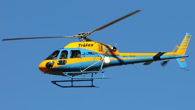EC-MHV - Aérospatiale AS355NP Ecureuil 2 - Spain - Dirección General de Tráfico (DGT)