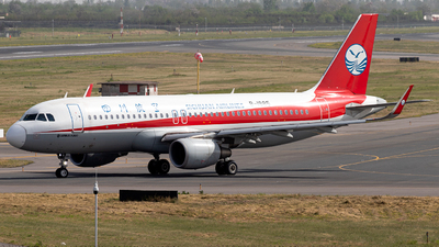 B-1885 - Airbus A320-214 - Sichuan Airlines