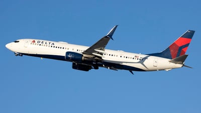 A picture of N845DN - Boeing 737932(ER) - Delta Air Lines - © Jeremy D. Dando