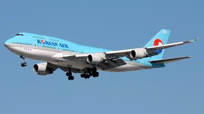 HL7473 - Boeing 747-4B5 - Korean Air