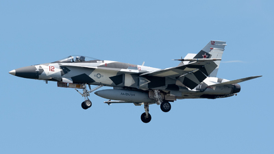 162909 - McDonnell Douglas F/A-18A+ Hornet - United States - US Navy (USN)