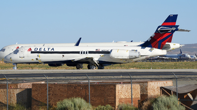 N953AT - Boeing 717-2BD - Delta Air Lines