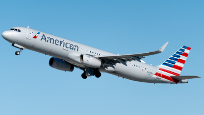 A picture of N122NN - Airbus A321231 - American Airlines - © global_flyer1