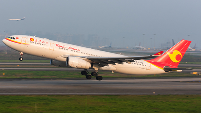 B-8776 - Airbus A330-243 - Tianjin Airlines
