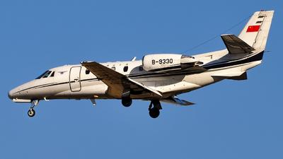 B-9330 - Cessna 560XL Citation XLS - Civil Aviation Administration of China (CAAC)