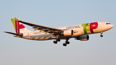 CS-TOP - Airbus A330-202 - TAP Air Portugal