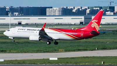 B-1479 - Boeing 737-87L - Shenzhen Airlines