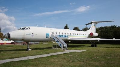 UR-65782 - Tupolev Tu-134A-3 - Ukraine - Government