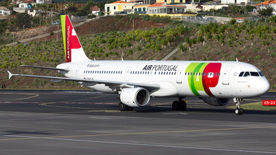 A picture of CSTJG - Airbus A321211 - TAP Air Portugal - © Vyacheslav Firsov