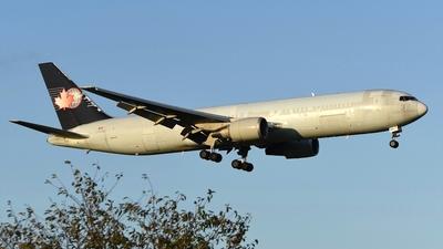 C-FCAE - Boeing 767-375(ER)(BDSF) - Cargojet Airways