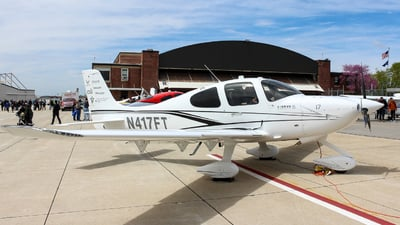 N417FT - Cirrus SR20 - Cirrus Aviation
