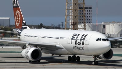 DQ-FJT - Airbus A330-243 - Fiji Airways