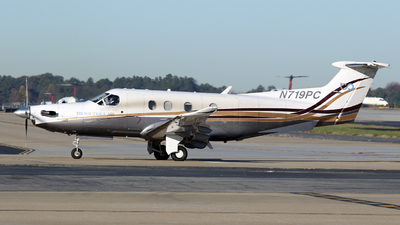 N719PC - Pilatus PC-12/47 - Boutique Air