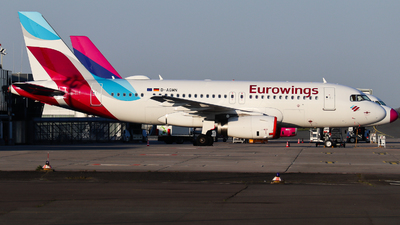 A picture of DAGWN - Airbus A319132 - Eurowings - © Holm H
