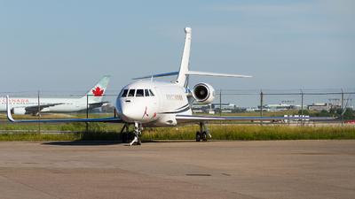 N520SC - Dassault Falcon 2000LX - Private