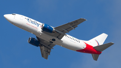 5N-BYR - Boeing 737-31S - Cally Air