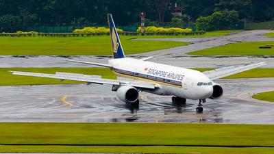 9V-SQE - Boeing 777-212(ER) - Singapore Airlines