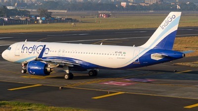 VT-ITE - Airbus A320-271N - IndiGo Airlines