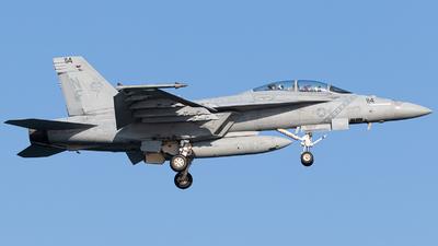166892 - Boeing F/A-18F Super Hornet - United States - US Navy (USN)