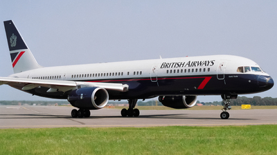 G-BIKM - Boeing 757-236 - British Airways