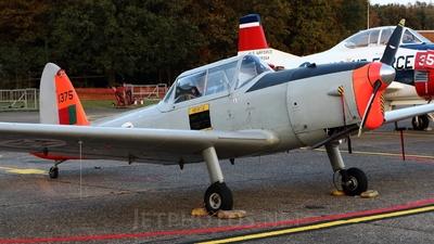 A picture of FAZJV - De Havilland DHC1 Chipmunk - [1375] - © William Verguet