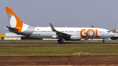 PR-GGH - Boeing 737-8EH - GOL Linhas Aéreas