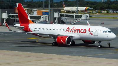 PR-OBF - Airbus A320-251N - Avianca Brasil